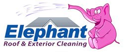 Elephant Exterior Cleaning Inc. Logo